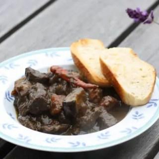 Lammcurry aus dem Dutch Oven