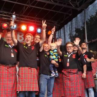 Deutsche Grillmeisterschaft 2015 – zum ersten mal mit den BBQ Highlander
