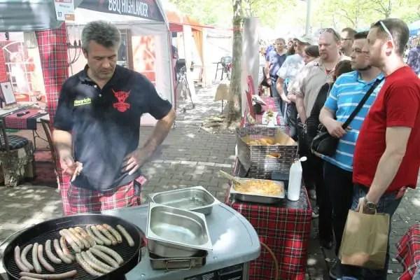 Grillen, Grill, Deutsche Grill-Meisterschaft, Hennef