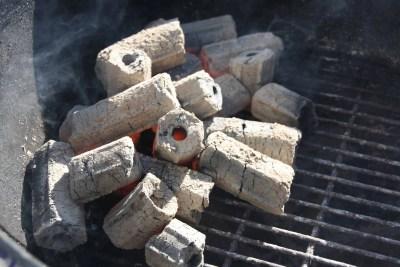 glühende Greek Fire - der Test läuft!