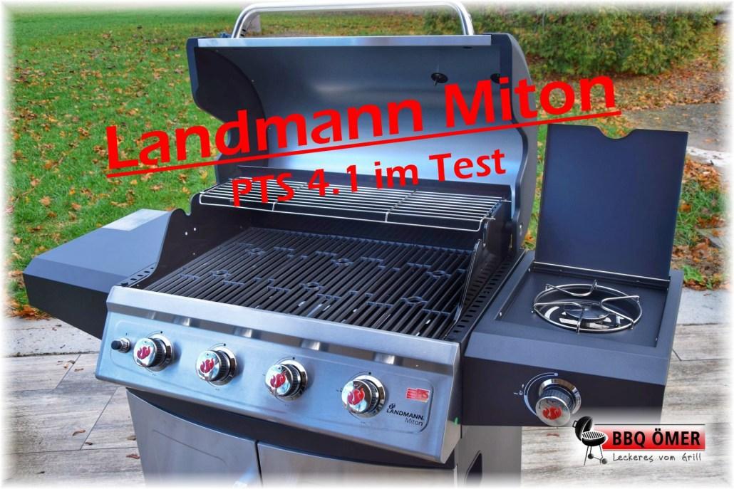 Landmann Gasgrill Indirektes Grillen : Landmann miton pts 4.1 im test the american way bbq Ömer