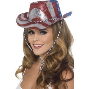 USA cowboy hoeden