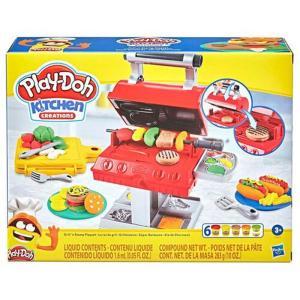 Hasbro Play-Doh Super Grill Barbecue