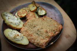 Recipe in all recipes named Saltstone salmon