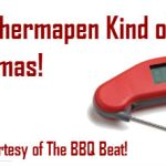 Christmas Thermapen Give Away