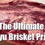Wagyu Brisket Primer for BBQ Pitmasters