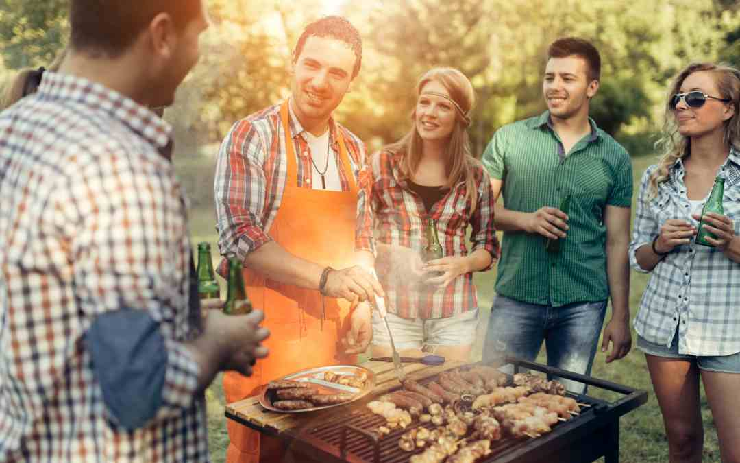 The Best Food Ideas For A BBQ Party For Large Groups!