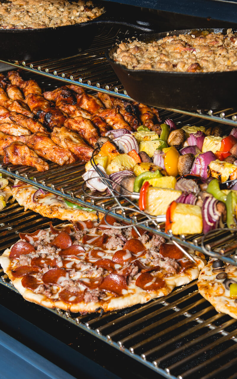 Traeger Wood Pellet Grills Epic Functionality and Versatility