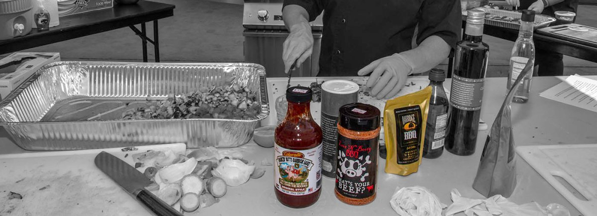 Colorado Smokin' Butts Barbecue Sauce, Loot N Booty BBQ (What's your Beef) Seasoning, Oakridge BBQ Secret Weapon Seasoning - Featured Products