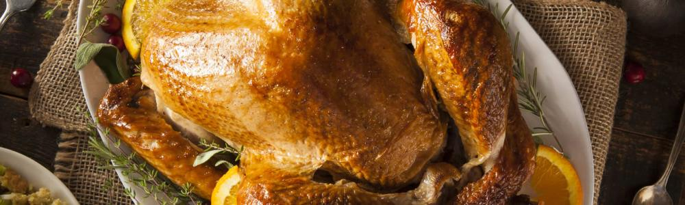 Ultimate Holiday Grilling Class Featured Turkey