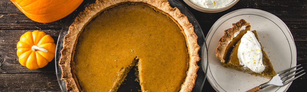 Traeger Recipe - From Scratch Pumpkin Pie Traeger Wood Pellet Grills