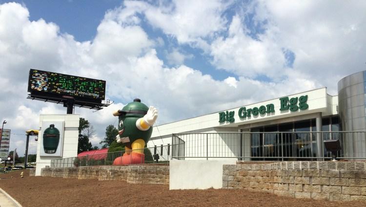 Big Green Egg Company