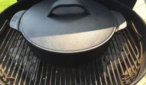 Vollkornbrot aus dem Dutch Oven