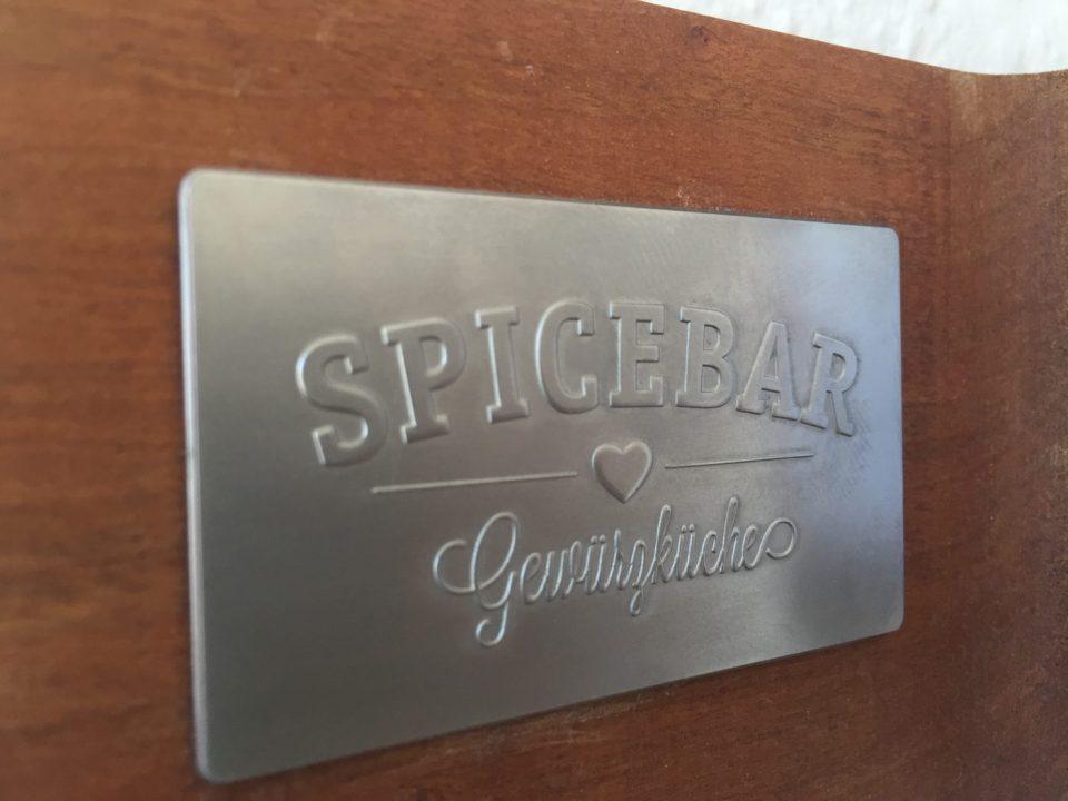 Besuch der Spicebar Berlin