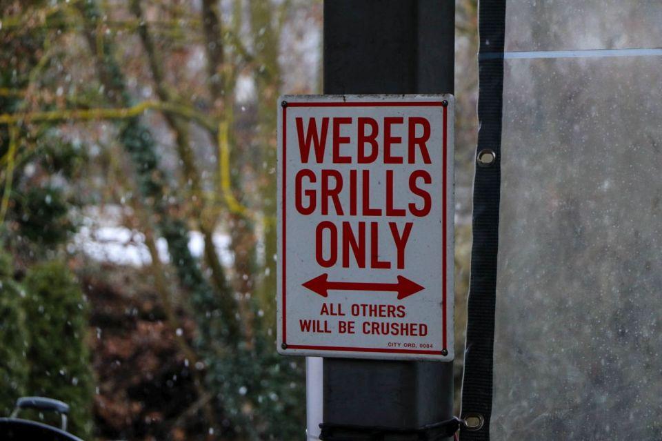 Weber Neuheiten 2017 Blogger Event