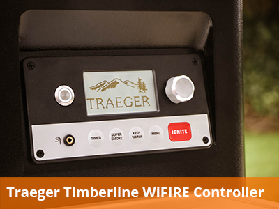 Traeger-Timberline-WiFIRE-Controller