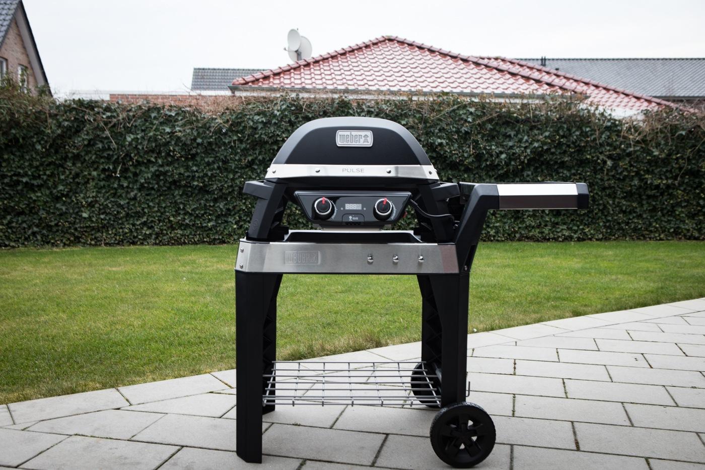 Weber Elektrogrill Pulse : Vorstellung weber pulse elektrogrill bbqlicate grill