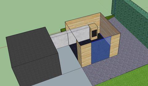 Outdoorküche Holz Gebraucht : Der plan meiner outdoorküche küche im garten grill & bbq blog