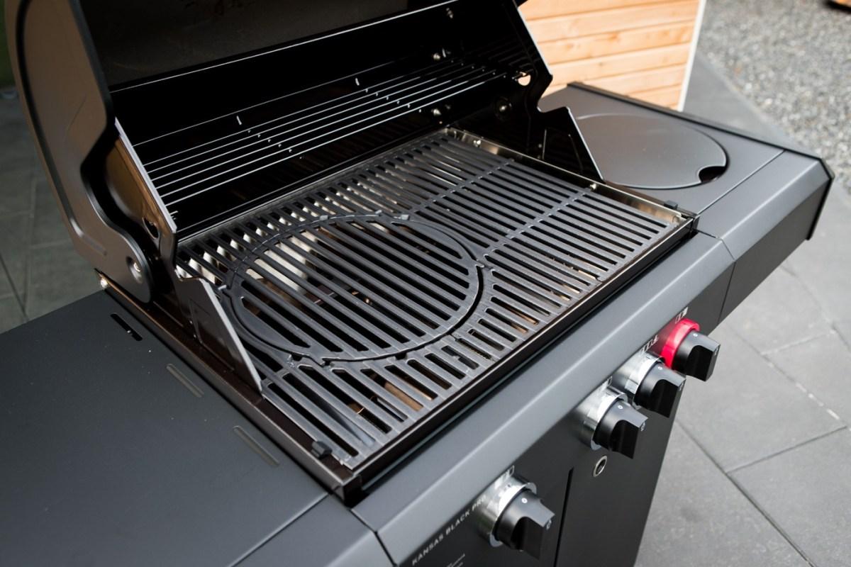 Enders Gasgrill Kansas I 3 Turbo : Testbericht enders kansas gasgrill black pro 3 k turbo vorstellung