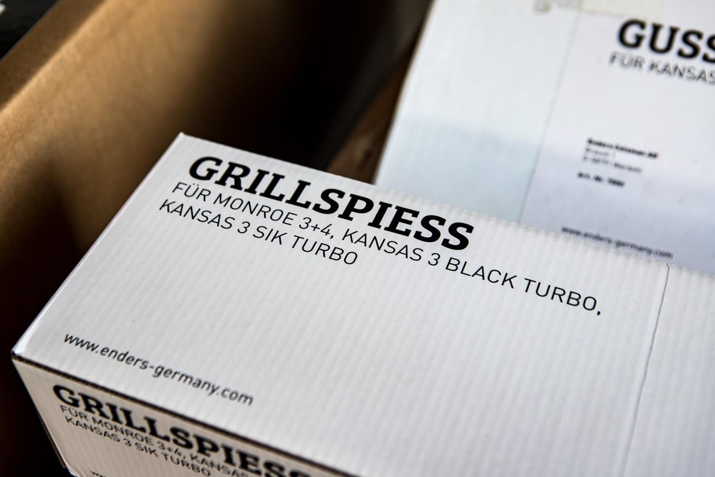 Outdoor Küche Kansas 4 Sik : Testbericht enders kansas gasgrill black pro 3 k turbo vorstellung