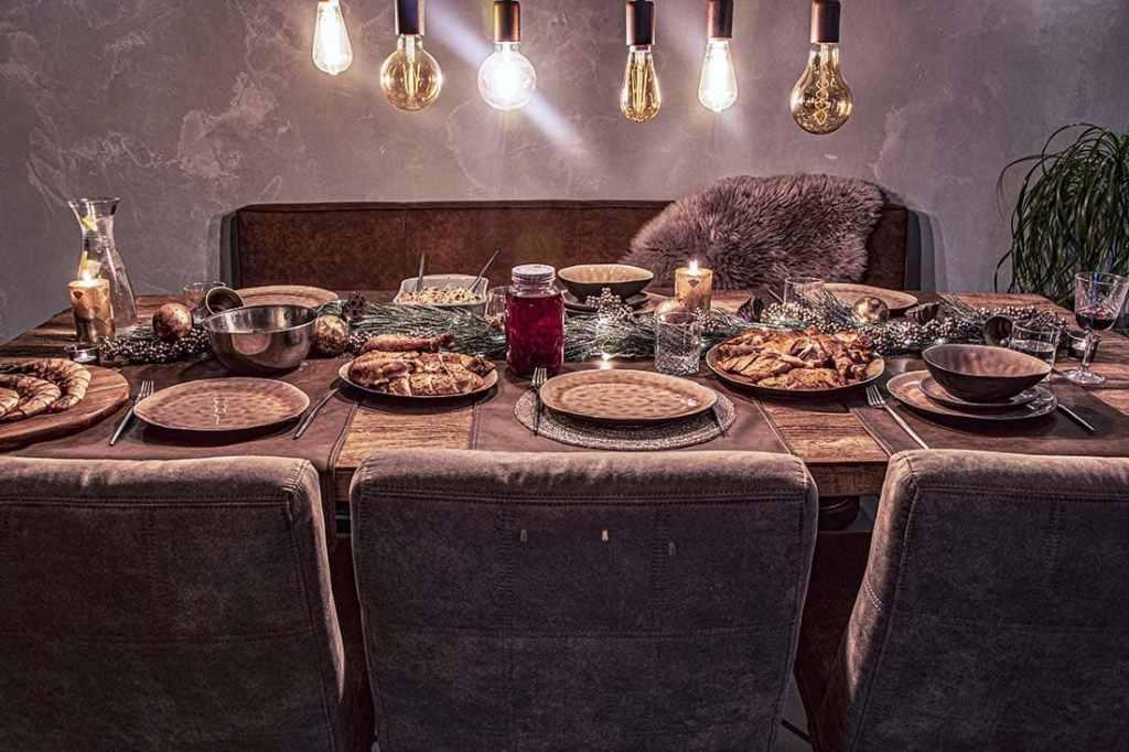 kerst tafel-s