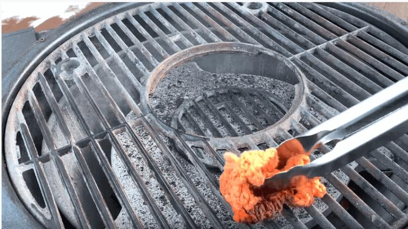 cast-iron grill gates