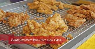 Best Smoker Box For Gas Grill