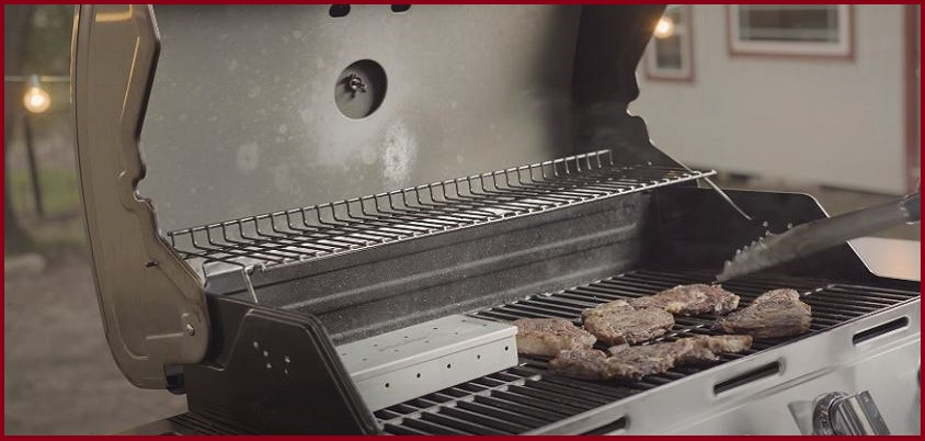 How to turn a gas grill into a smoker
