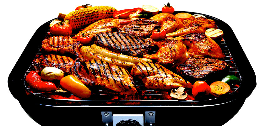 why buy a charcoal grill