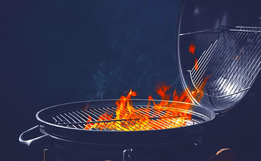 charcoal bbq grills
