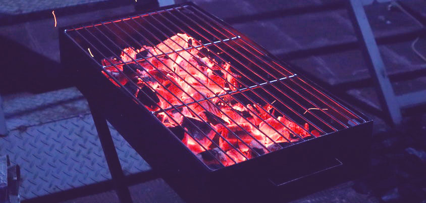 charcoal grills under $300