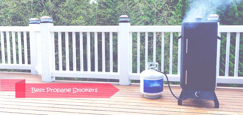 Best propane smokers