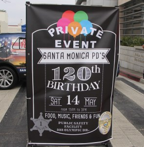 #SantaMonicaPolice #Department #Anniversary