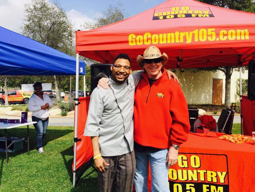 #BBQRescues #MickBrown #ChefMickBrown #PaulFreeman #GoCountry105