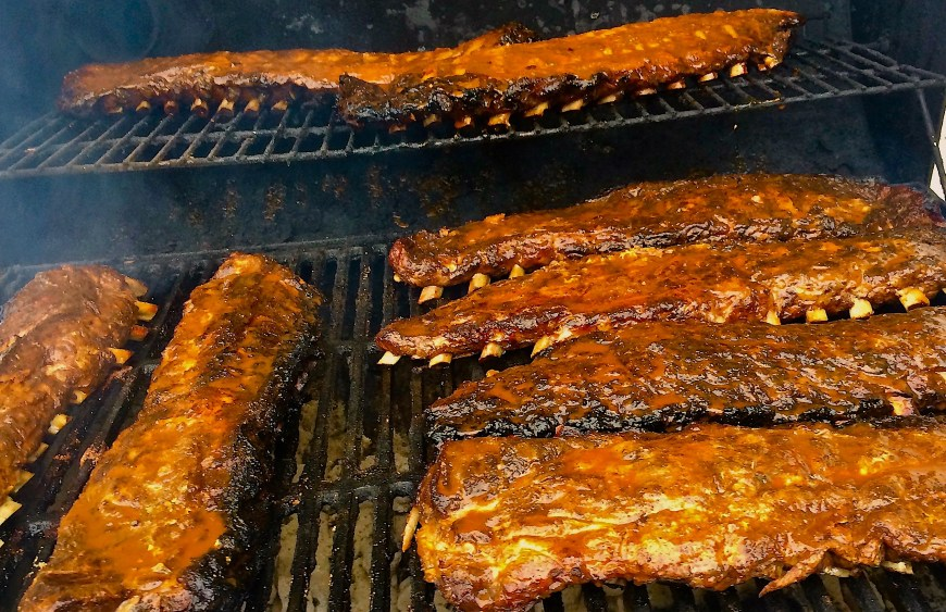 #Ribs #bbqribs #chefmickbrown #bbqrescues