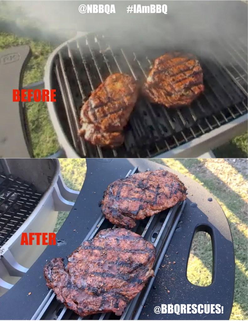 #BBQ #Steaks #ChefMickBrown #NBBQA #IAmBBQ #2017