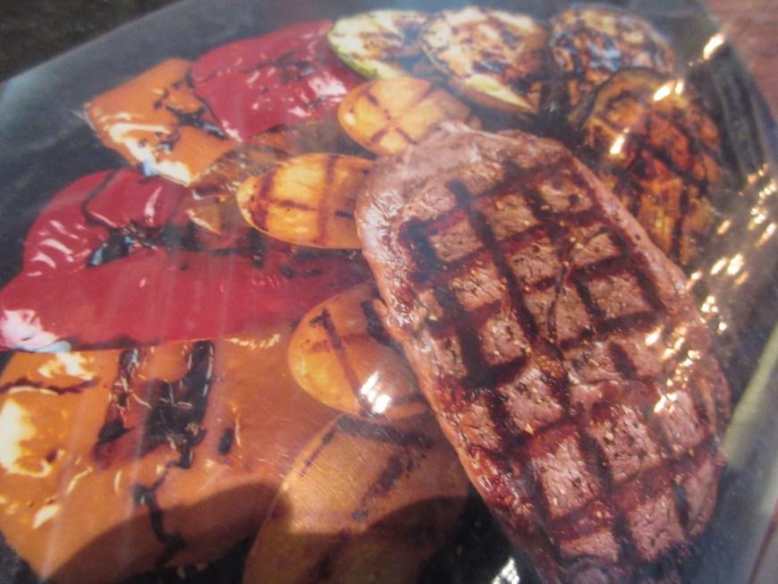 #Greek #Platter #Grilled #Meat #Vegetables