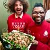#Redfoo #ChefMickBrown #VeganBBQ #VegetarianBBQ