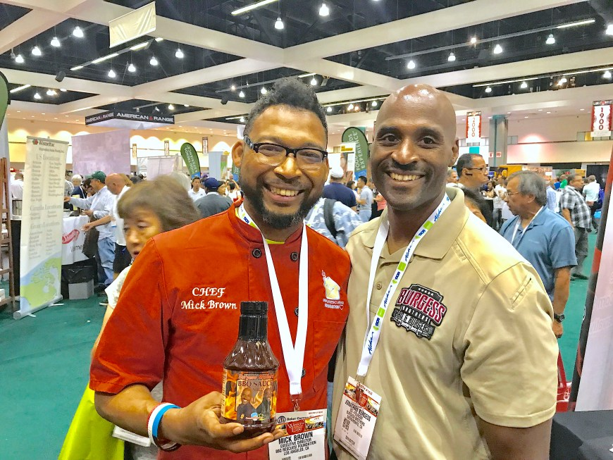 #ChefMickBrown #BBQRESCUES #JonathanBurgess #BurgessBrothers #WesternFoodandHospitality Expo