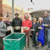 #ChefMickBrown #BBQRESCUESFoundation #LaniDapolani #Volunteers #HBNH #HomelessButNotHelpless #Ministries #Salads #ChristmasEve #2017 #LosAngeles