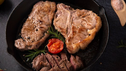 How to Reheat Steaks