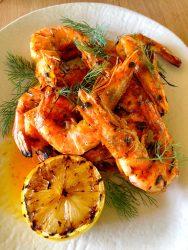 bbq shrimp recipe