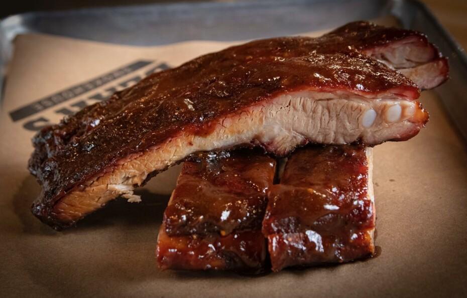 Bear's Smokehouse Barbecue