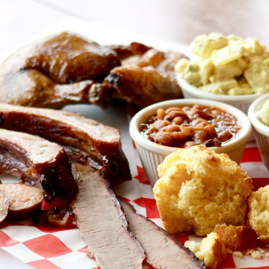 Brank's Bbq And Catering