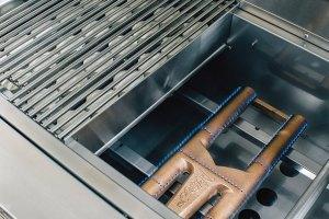 Alturi Heat Zone Separators and Cast Red Brass Burner