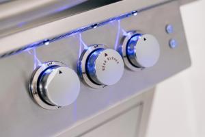Sizzler Pro Lit Blue LED Lights
