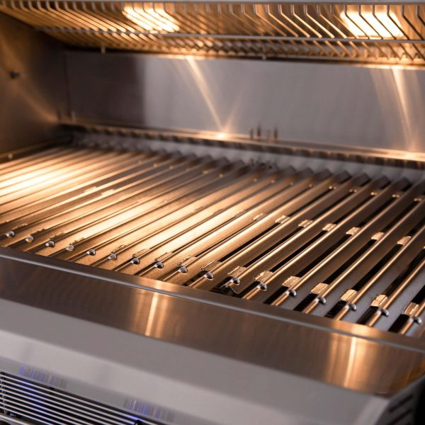 American Muscle Grills Multi-Fuel Built-in Barbecue Grill Grates