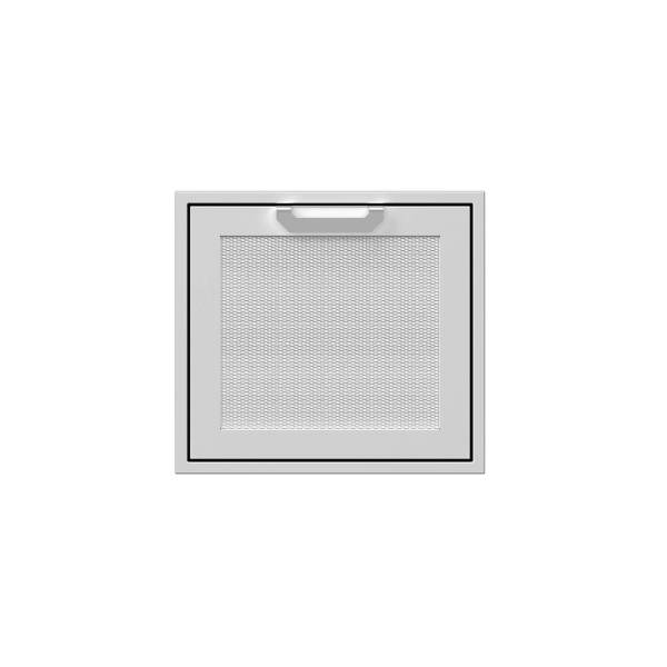 Hestan Outdoor 24 Inch Single Access Storage Door with Hinge on Right - Steeletto