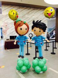 nurses-day-singapore-balloon-decoration