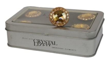 BB Simon Swarovski Crystal Door Knob